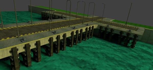 3d harbour port