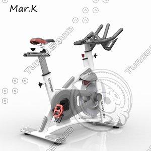 3d 3ds exercise bike