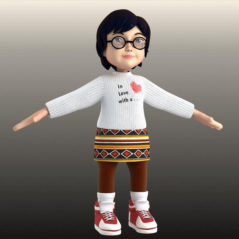 tiny - genius girl max