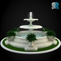 Fountain 022