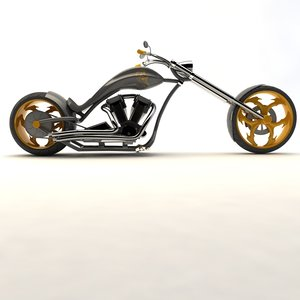 3ds american chopper