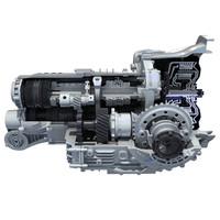 Transmission Cutaway