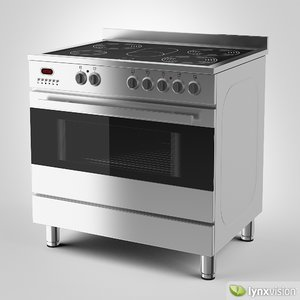 3ds max euromaid electric grill
