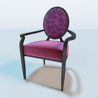 Phoenix Lounge Armchair