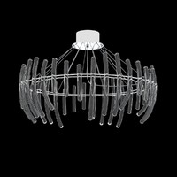 max glass celing chandelier