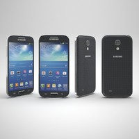 3d model samsung mini s