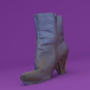 boots shoes 3ds