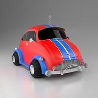 toy car 3d model