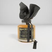 3d model perfume bottle