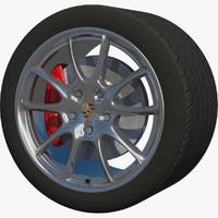3d sport rim 911