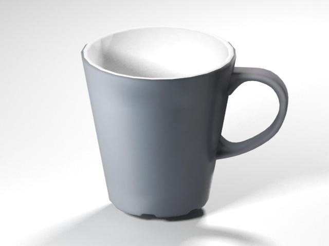 Mug dinera ikea 3d max for Ikea coffee cup holder