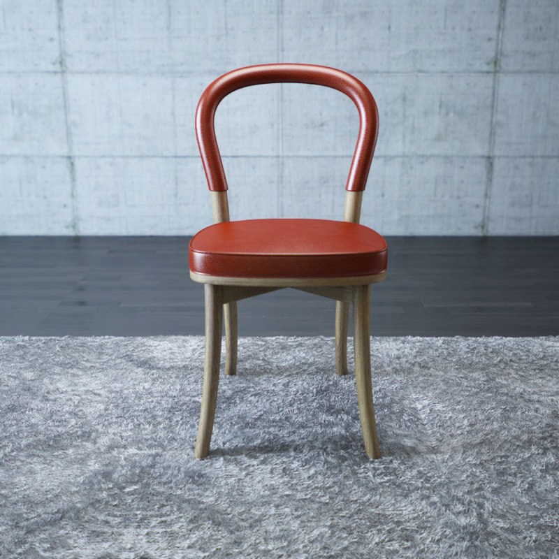 3d model goteborg chair