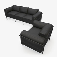 modern sofa armchair max