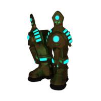 3d model armor set