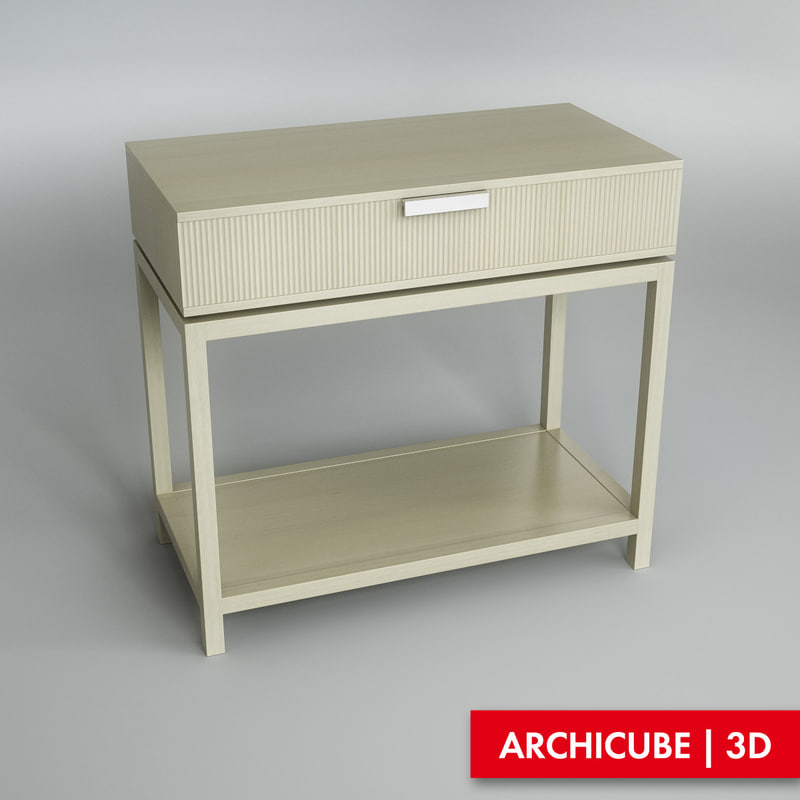 maya table console