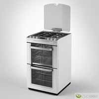 Electrolux Gas Cooker Double Oven