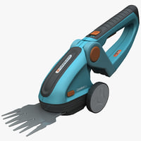 3d electric grass shears gardena