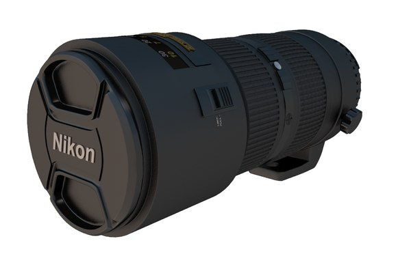 nikkor 80-200mm f 2 max