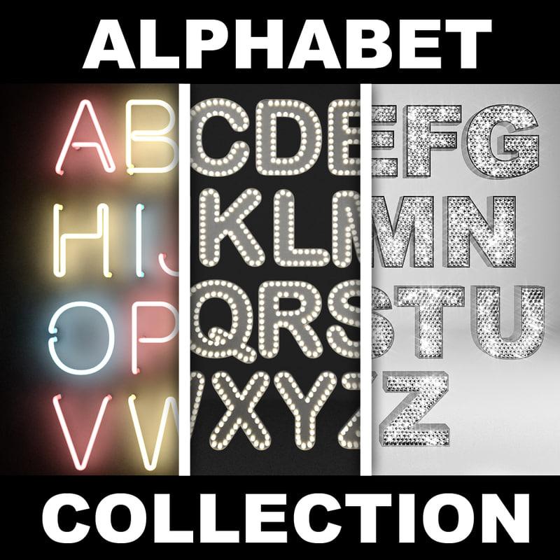 letters alphabet max