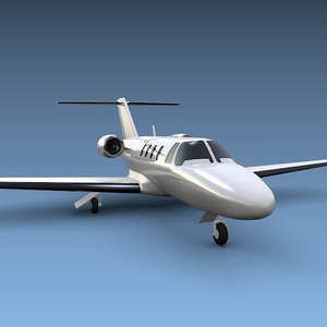 3d executive cessna citation
