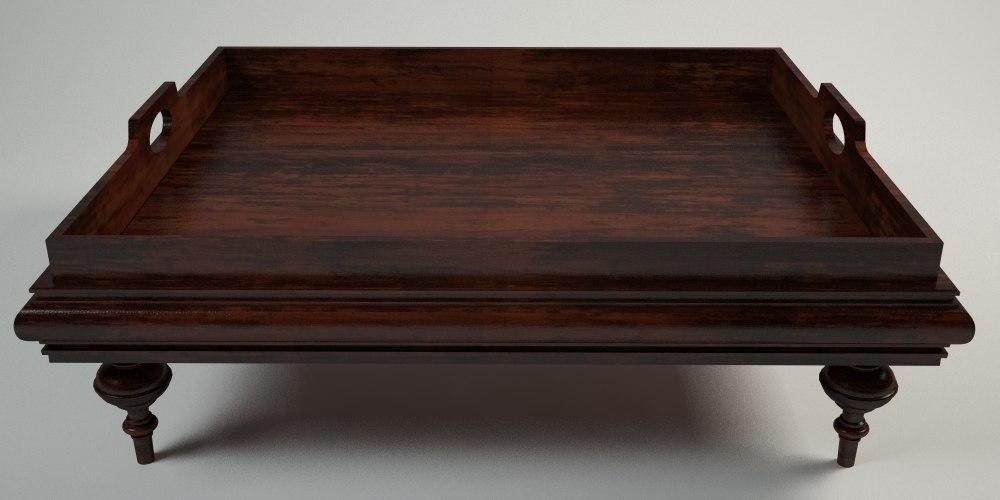 Elegant Journal Table Ralph Lauren Model