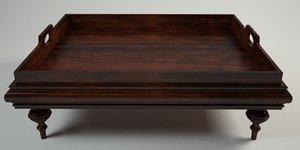 journal table ralph lauren model