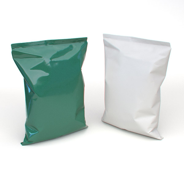 3d chips package
