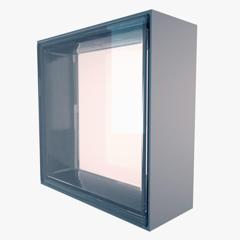 luxfer glass block obj