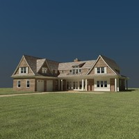3ds max custom hamptons