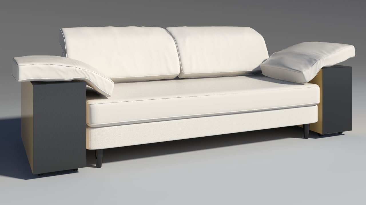 3d model ideal rendering design