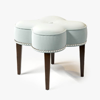 Lexington St. Tropez Pampelonne Ottoman