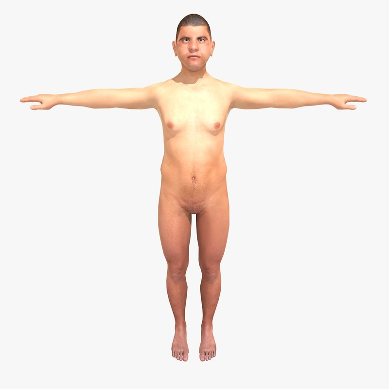 3ds realistically nude philip