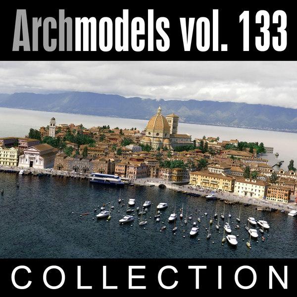 archmodels vol 133 max
