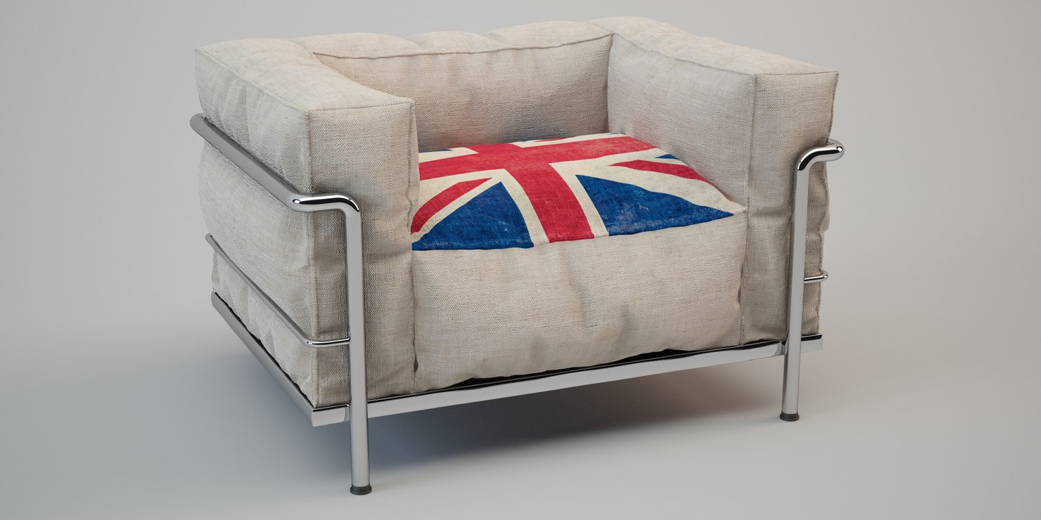 armchair materials max