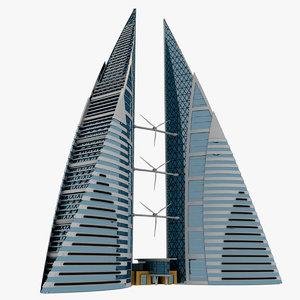 bahrain world trade max