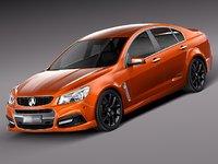 3d 2013 2014 sedan holden model