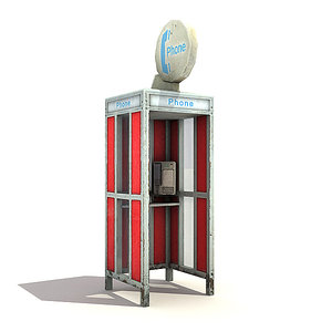 low- phonebooth