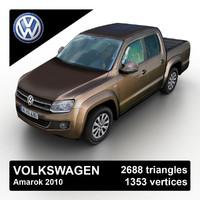 VW Amarok 2010