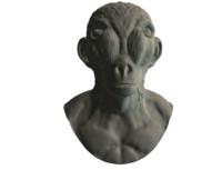 3ds max alien face