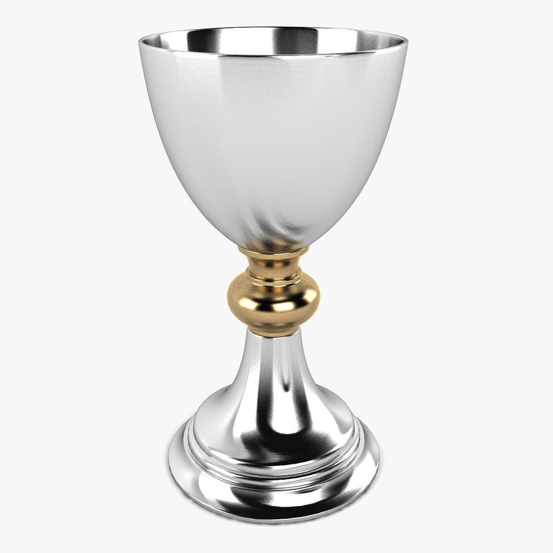 3d chalice
