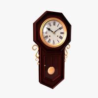 Old Clock 02