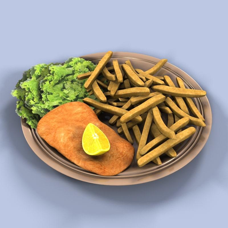fish chips max