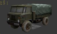 gaz truck