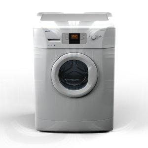 max beko wmb61241 washer