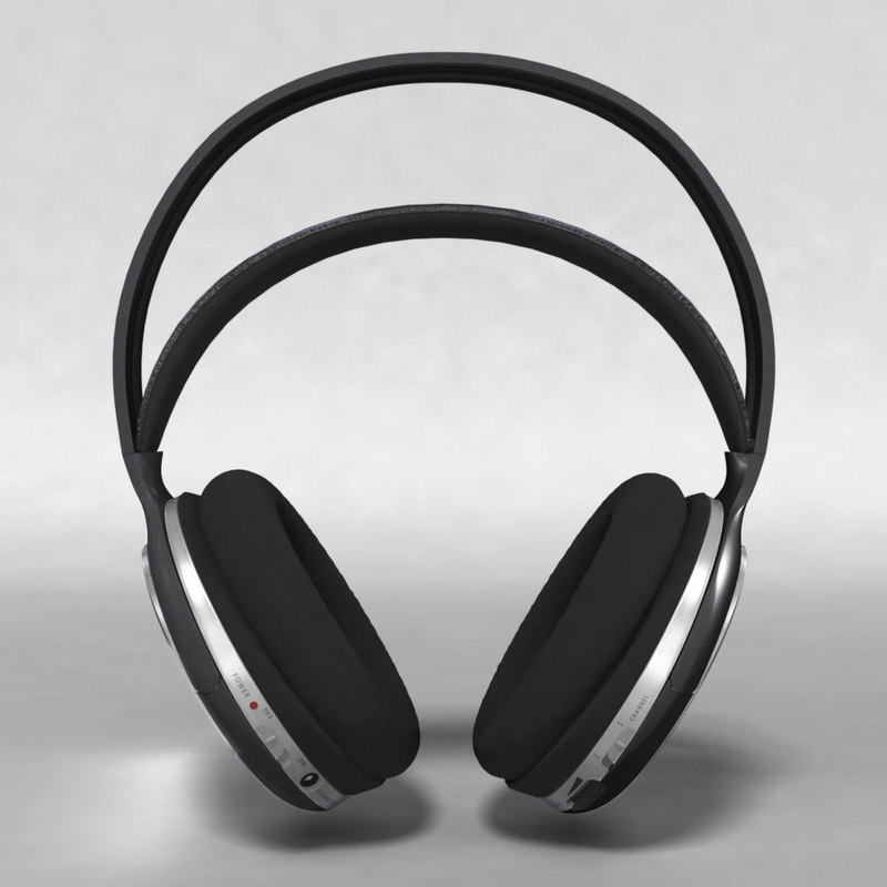 3d philips headphones shc5100 model