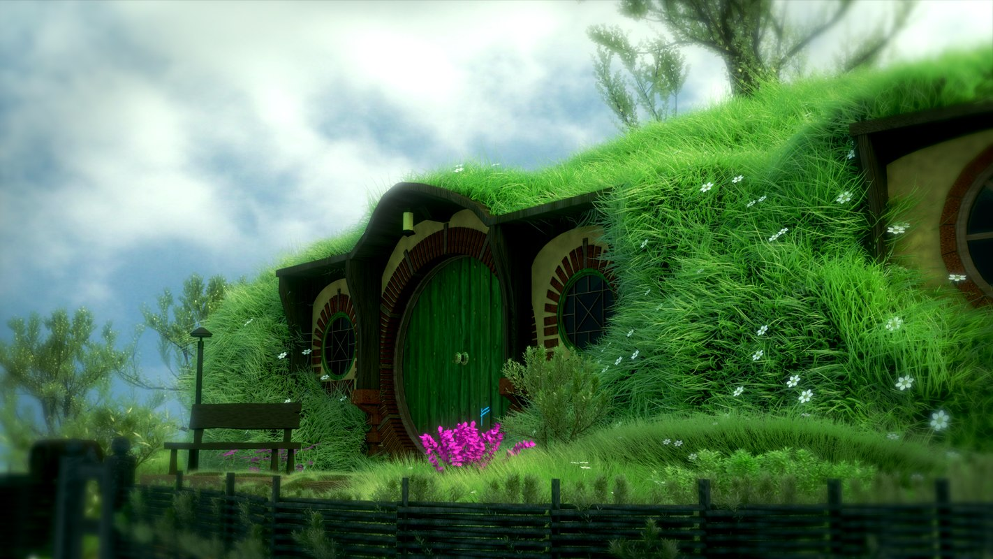bag end 3d 3ds