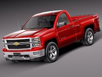Chevrolet Silverado 2014 Regular Cab