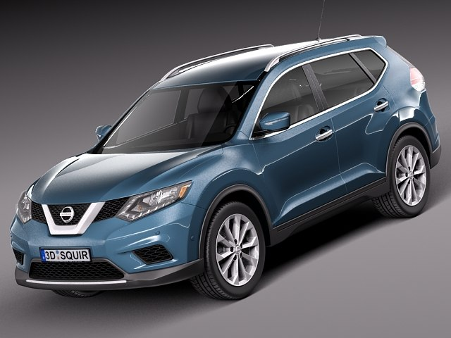 2013 2014 suv nissan 3ds