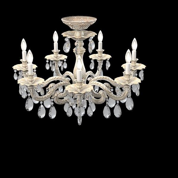 Milano chandelier 3d max schonbek milano chandelier 3d max aloadofball Image collections