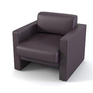 3d kastel klub chair